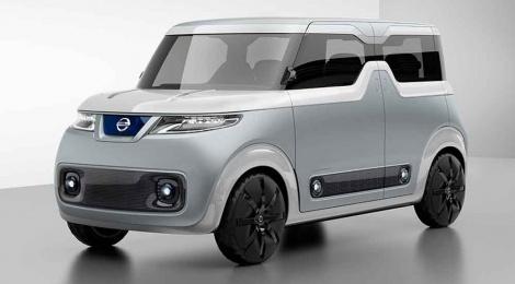 Nissan Teatro For Dayz, la nueva forma de utilizar un vehículo