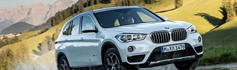 BMW X1, nuevo diseño, mayor espacio y eficiencia