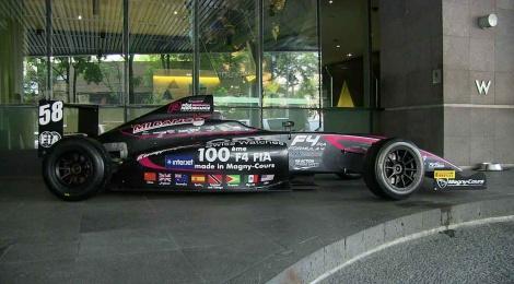 La Fórmula 4 en México usará neumáticos Pirelli