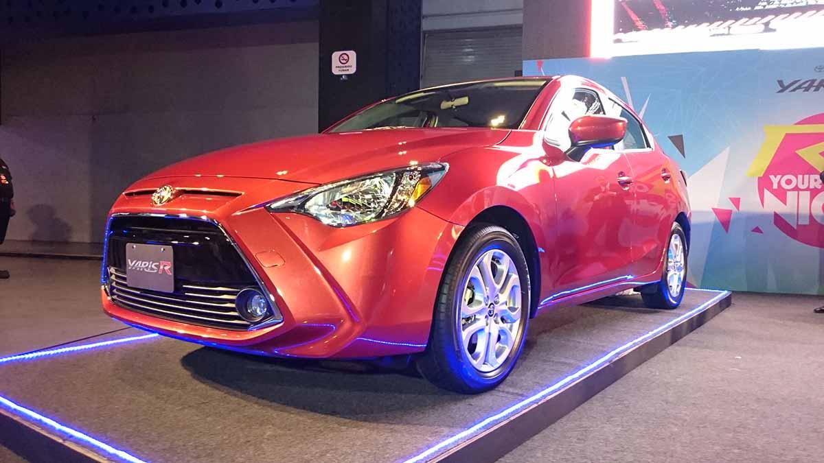 Toyota Yaris R foto4