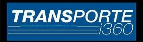 Suplemento Transporte i360-octubre