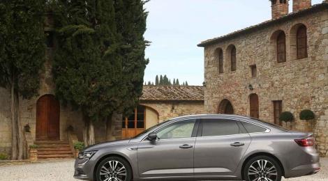 Renault Talisman fusiona diseño, tecnología y dinamismo