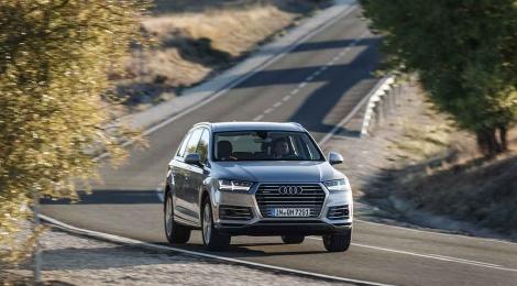 Audi Q7 e-tron quattro, un SUV híbrido de gran autonomía