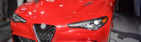 Alfa Romeo Giulia 2017, el primero con tracción trasera
