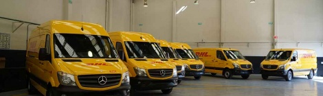DHL Express México invierte 10 millones de dólares para renovar su flota