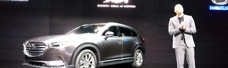Mazda CX-9: Estrena turbo