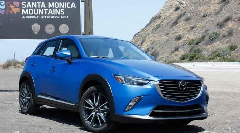 Mazda CX-3 disponible en México desde el 3 de diciembre