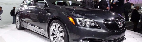 Buick LaCrosse: Con mejor desempeño