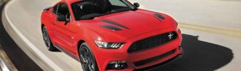 Mustang California Special, por primera vez en México
