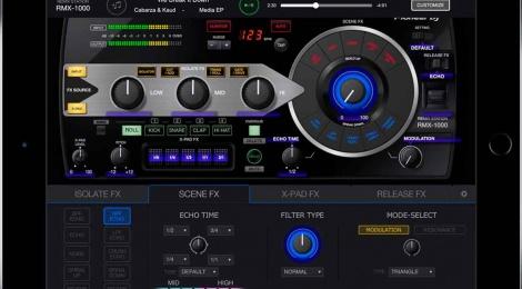 Pioneer RMX-1000 para iPad, la compañera para liberar tu creatividad