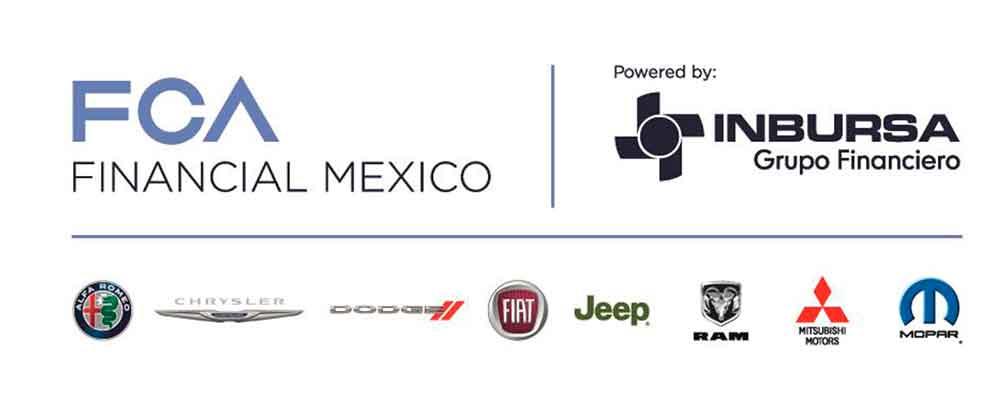 FCA México y Grupo Financiero Inbursa anuncian la creación de FCA Financial México