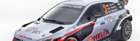 HYUNDAI MOTORSPORT:  I20 PARA EL WRC