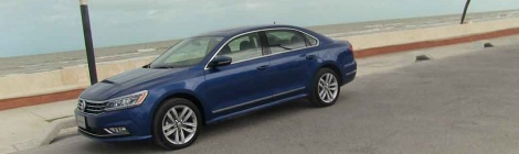 VW Passat 2016 presenta cambios estéticos