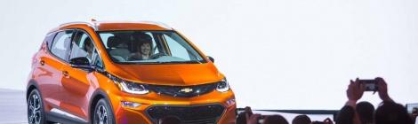 Chevrolet Bolt: Listo para su venta... en Estados Unidos