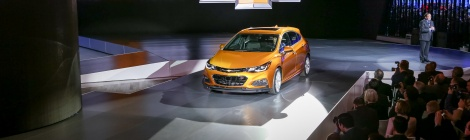 Chevrolet Cruze Hatch back: Directo contra Europa