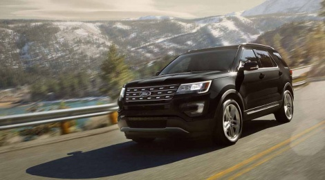 FORD EXPLORER 2016: integrante de la serie THE X-FILES