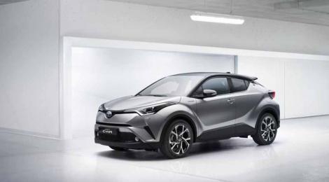 Toyota C-HR: La gran apuesta híbrida