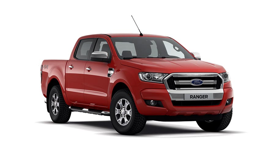 nueva ford ranger 2017 una pick up con una gran evoluci n. Black Bedroom Furniture Sets. Home Design Ideas