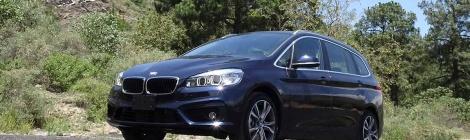BMW Serie 2 Gran Tourer: El gran escape.