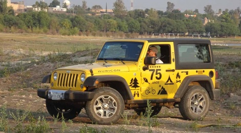 Jeep Camp: 75 aniversario