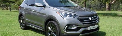 Hyundai Santa Fe: A la ofensiva