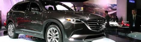 Mazda CX-9: Ya en México   ...y es turbo
