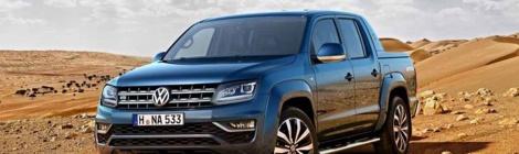 VOLKSWAGEN: NUEVO AMAROK Y CON V6 TDI