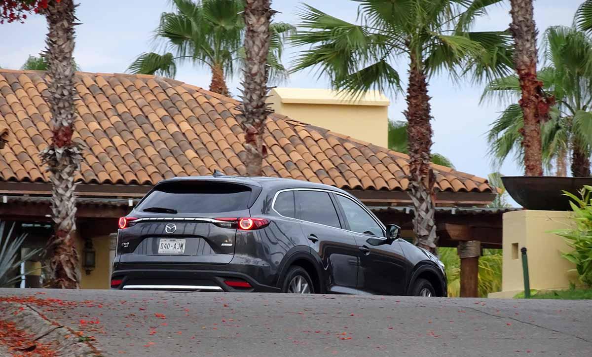 Mazda CX9 MX 2