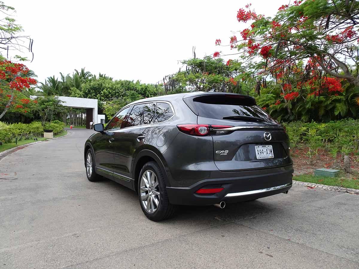 Mazda CX9 MX 3