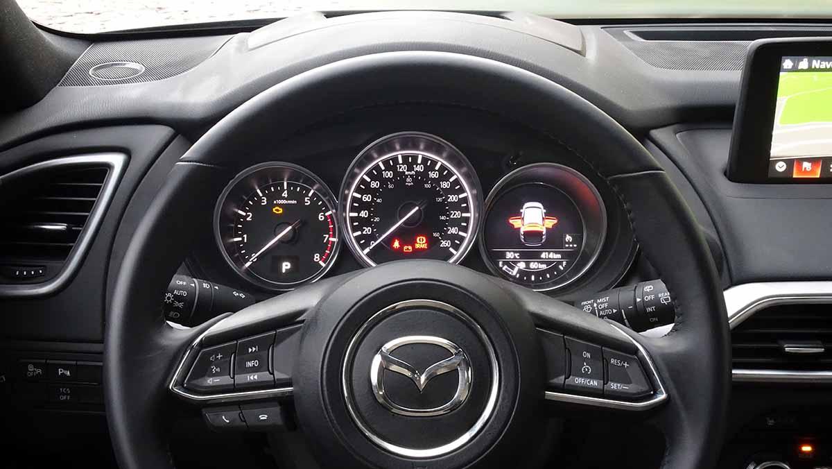 Mazda CX9 MX 7