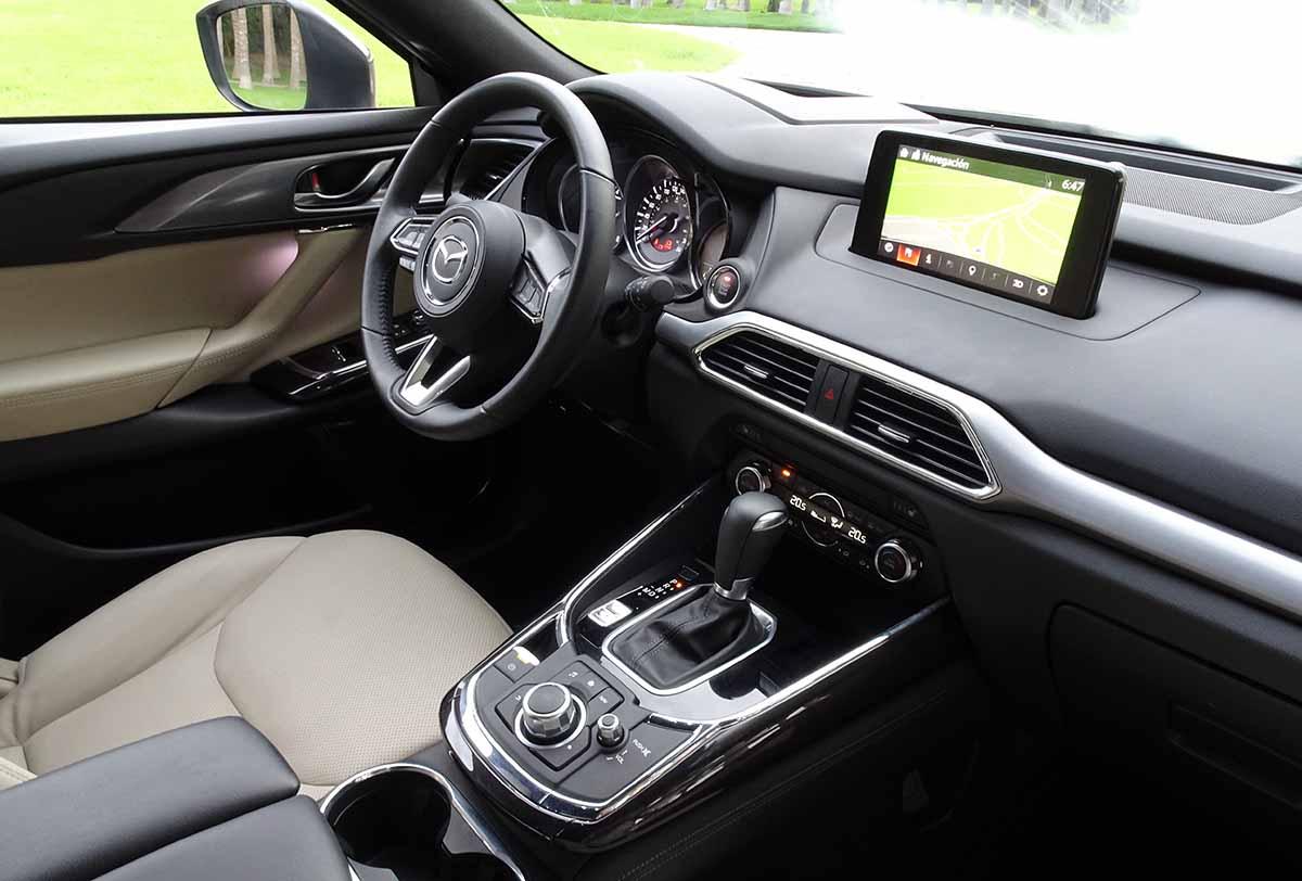 Mazda CX9 MX 8