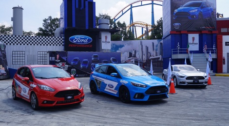Ford Six Games, emoción sin límite