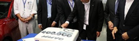 Mazda de México produce la unidad 400,000