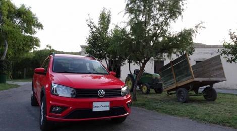 Volkswagen Saveiro 2017: varias opciones, hasta de motor