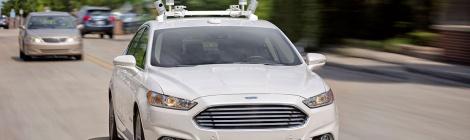 Ford va por la movilidad autónoma en 2021