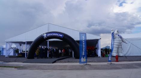Más producción de Michelin en México