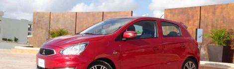 Mitsubishi Mirage 2017: Mejora en todo y es un campeón en consumo