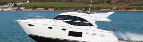 También son Motores: Princess Yachts- Princess 49
