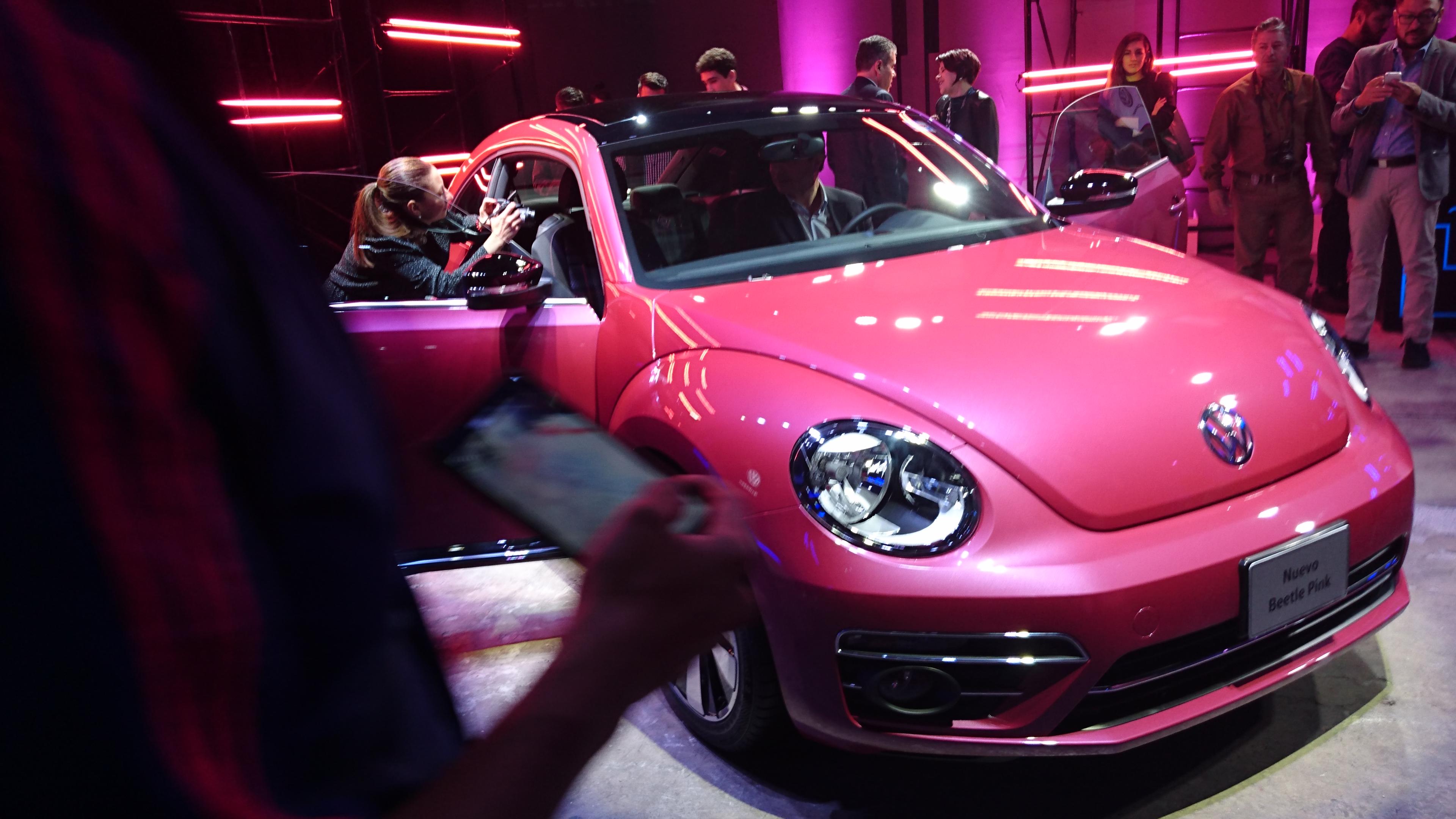 VW BEETLE DENIM Y PINK (5)