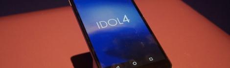 IDOL4, el paso de Alcatel al mundo VR