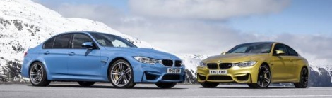 BMW M3 Y M4 COUPÉ ESTRENAN TRANSMISIONES MANUALES