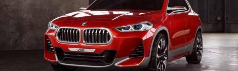 BMW CONCEPT X2: MENOS EXTRAVAGANTE, MÁS MUSCULOSO