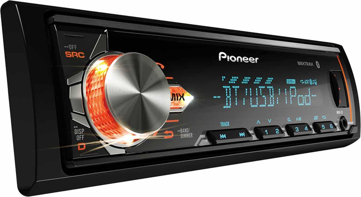 Pioneer MVH-X3
