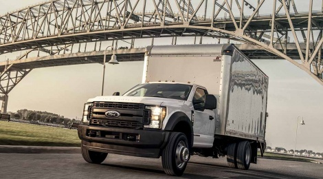 Ford Super Duty 2017: la raza superior
