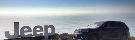 JEEP GRAND CHEROKEE 2017: Sigue siendo única