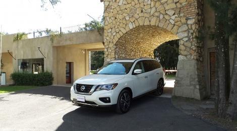 Nissan Pathfinder, comodidad que va contigo