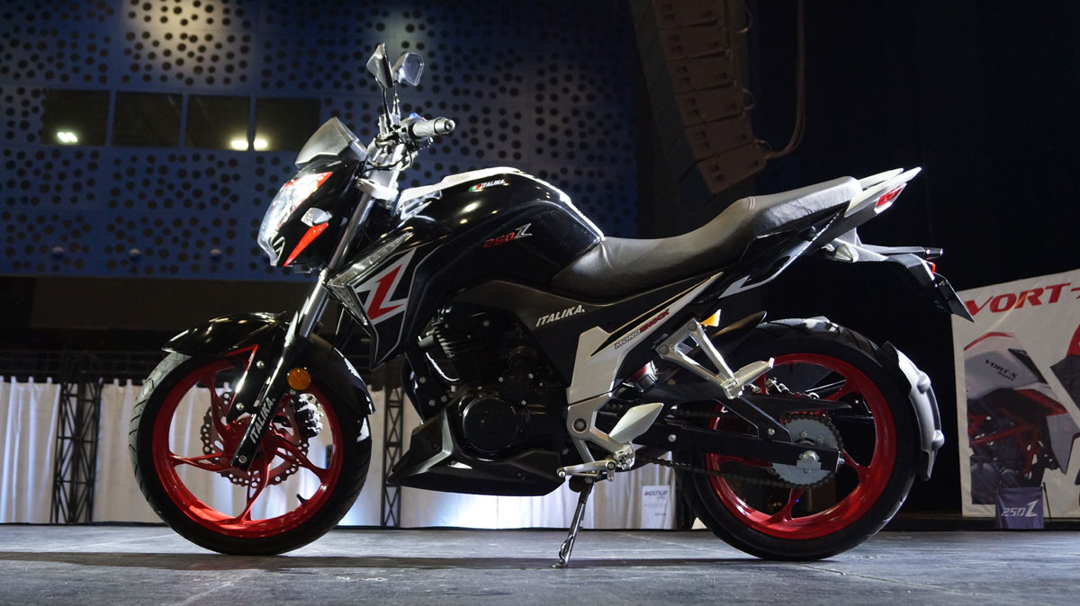 Z Md on Primera Moto Honda