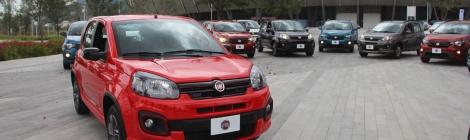 Fiat UNO 2017, ahorrador y accesible