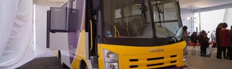 Isuzu Motors de México un aliado del Teletón