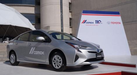 Toyota-CEMEX, un compromiso ambiental mutuo